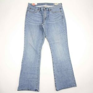Gap 1969 Women's Sz 12 A Bootcut Jeans Medium Blue
